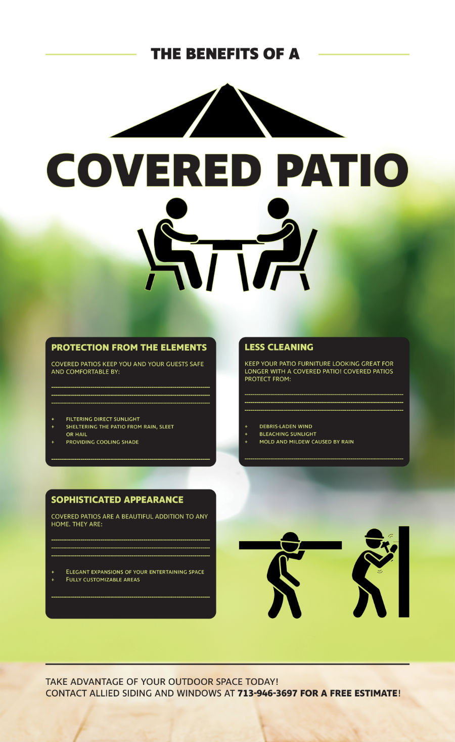 covered patio benefits