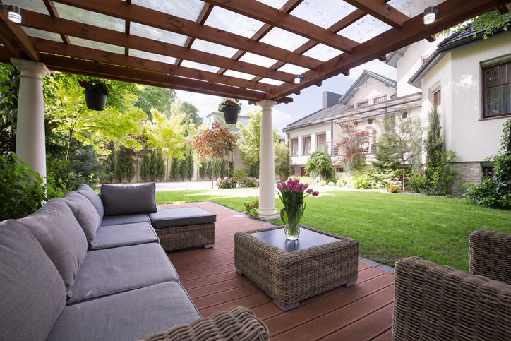 Why We Use Wood. Allied Specializes In Wood Patio Covers ...