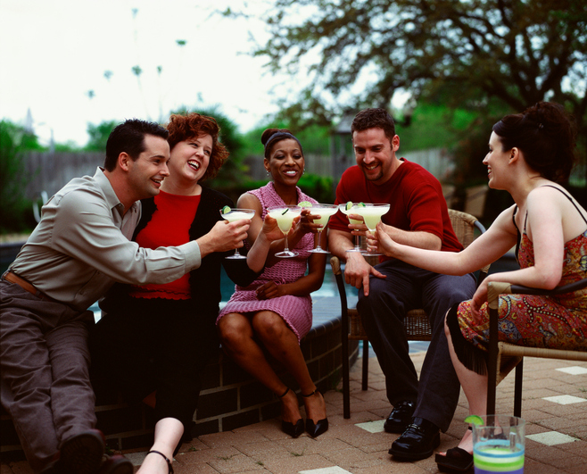 planning a patio party