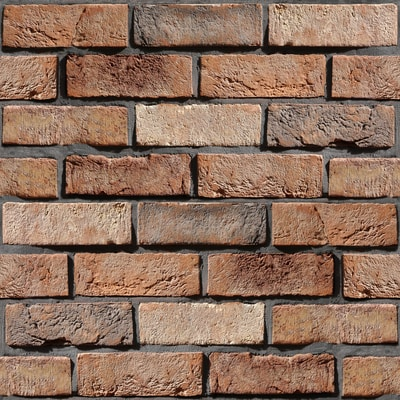 Brick can be used for the entire home or for accents to other materials used for home siding.