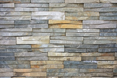 Slate and stone siding is a popular type of siding on homes.