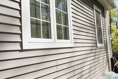 Allied siding and windows uses vinyl siding for many of their homes.