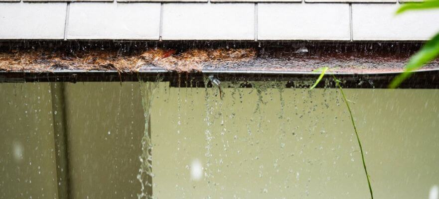 How To Prevent Standing Water On Your Roof Allied Siding