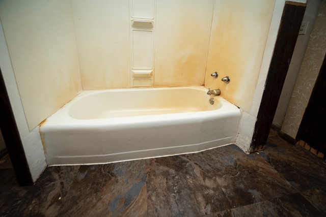 Before Bath Remodel | Allied Siding and Windows