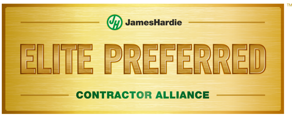 James Hardie Elite Preferred | Allied Siding and Windows