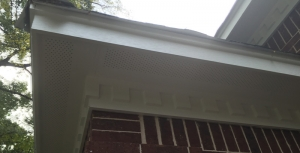 Hardie Soffit Trim | Allied Siding and Windows