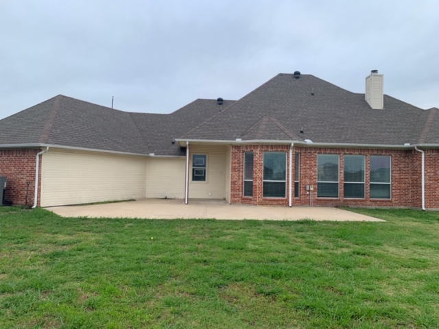 Patio Cover Addition Before| Allied Siding & Windows